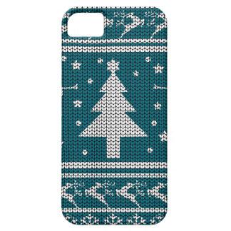 Hässliche Weihnachtsstrickjacke iPhone 5 Case