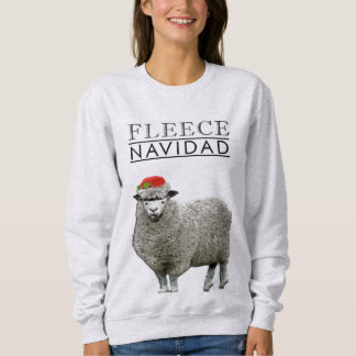 Hässliche Weihnachtsstrickjacke Sweatshirt