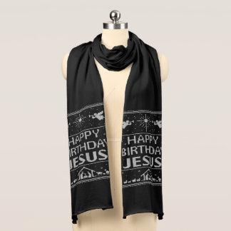 Hässliches Strickjacke-alles- Gute zum Schal