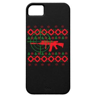 Hässliches Weihnachtsgewehr Etui Fürs iPhone 5