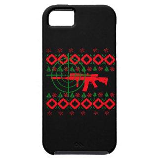 Hässliches Weihnachtsgewehr iPhone 5 Etui
