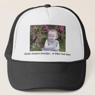 *HAT/CAP: Fertigen Sie dieses perfekte Geschenk Truckerkappe