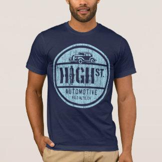 HAT (Vintages Blau) T-Shirt