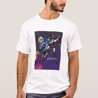 Hatman u. das ausgezeichnete Abenteuer des T-Shirt