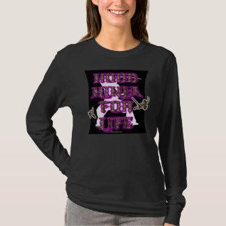 Haube Ninja für das Leben T-Shirt