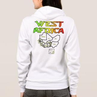 Hauben-Gewohnheit Westafrika Repräsentanten Ya Hoodie