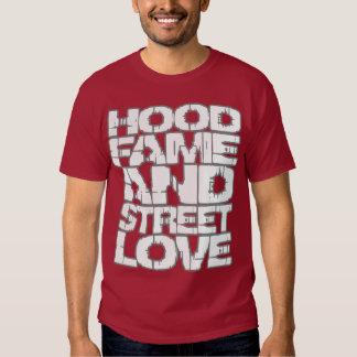 Hauben-Ruhm ANGESAGTES HOPFENt-shirt Hemden