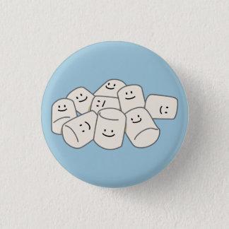 Hauch-Bonbonfreund der glücklichen Eibischfreunde Runder Button 3,2 Cm