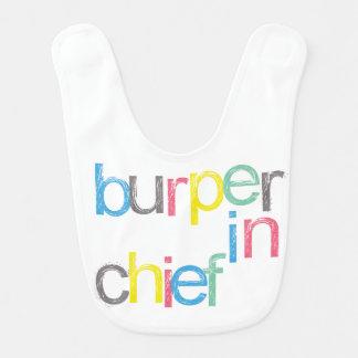HauptBurper Babylätzchen
