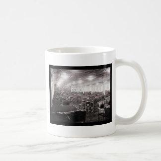 Hauptesszimmer titanisch kaffeetasse