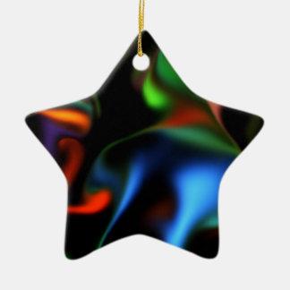 Hauptsatin Keramik Ornament
