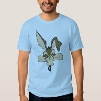 Hauptschuß Wile E. Coyote Pleased T-Shirts