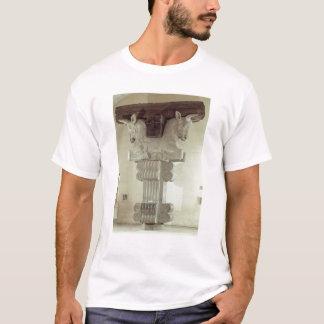 Hauptstadt in der persischen Art T-Shirt