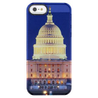 Hauptstadt Washington DCs Vereinigte Staaten an Durchsichtige iPhone SE/5/5s Hülle