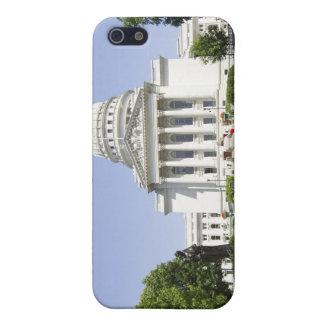 Hauptstadts-Gebäude-Madison WI iPhone 5 Etui