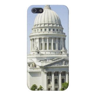 Hauptstadts-Gebäude-Madison WI iPhone 5 Schutzhülle