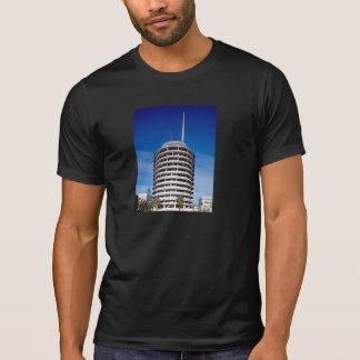 Hauptstadts-Plattenen-Turm LA T-Shirt
