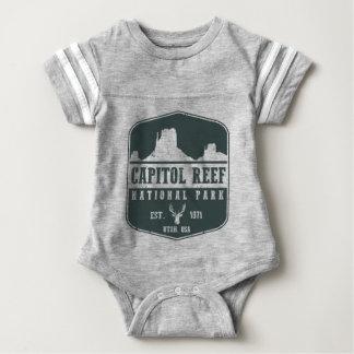 Hauptstadts-Riff-Nationalpark Baby Strampler