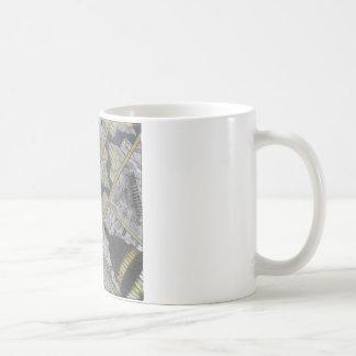 Hauptstadts-Stadt Kaffeetasse