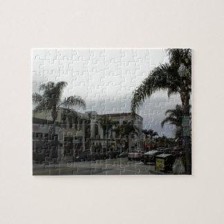 Hauptstraße im Norden Ventura Puzzle
