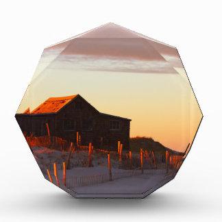 Haus an Sonnenuntergang - 1 Auszeichnung