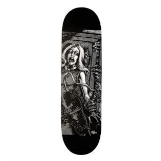 Haus der Zombies Skate Board