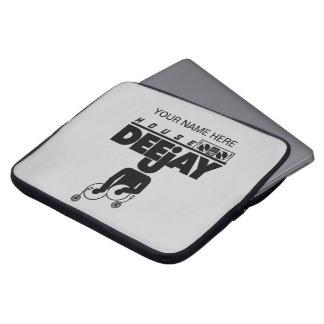 Haus-Diskjockey Laptop Sleeve
