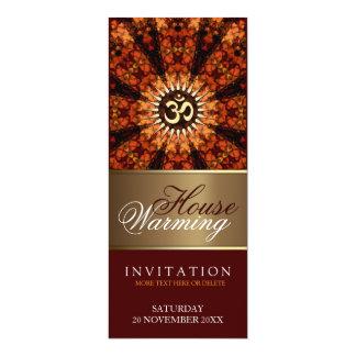 Haus-Erwärmungs-Om-Sonnenschein-Party Einladung