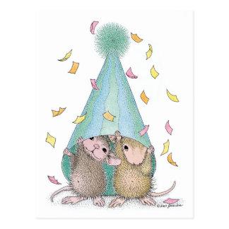 Haus-Maus Designs® - Postkarte