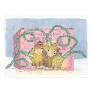 Haus-Maus Designs® Postkarte