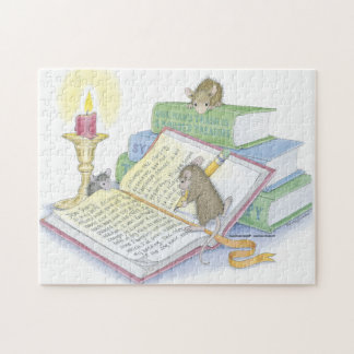 Haus-Maus Designs® - Puzzlespiele Jigsaw Puzzles