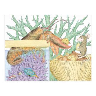 Haus-MausDesigns® Postkarte