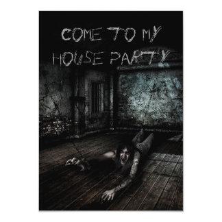 Haus-Party Einladung
