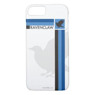 Haus-Stolz-Grafik Harry Potters | Ravenclaw iPhone 8/7 Hülle