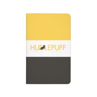 Haus-Stolz-Logo Harry Potters | Hufflepuff Taschennotizbuch