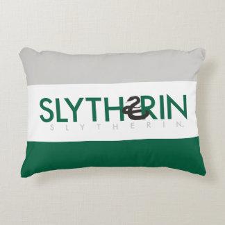Haus-Stolz-Logo Harry Potters | Slytherin Dekokissen