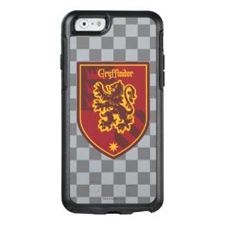 Haus-Stolz-Wappen Harry Potter | Gryffindor OtterBox iPhone 6/6s Hülle