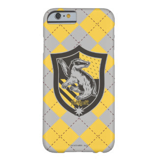 Haus-Stolz-Wappen Harry Potter | Hufflepuff Barely There iPhone 6 Hülle
