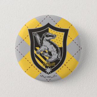 Haus-Stolz-Wappen Harry Potter   Hufflepuff Runder Button 5,7 Cm