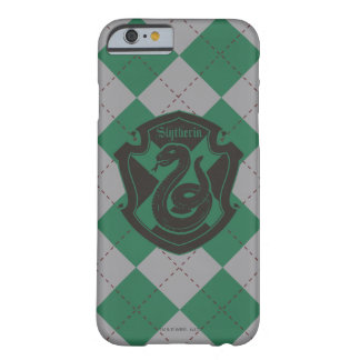 Haus-Stolz-Wappen Harry Potter | Slytherin Barely There iPhone 6 Hülle
