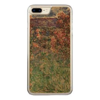 Haus unter den Rosen durch Claude Monet Carved iPhone 8 Plus/7 Plus Hülle