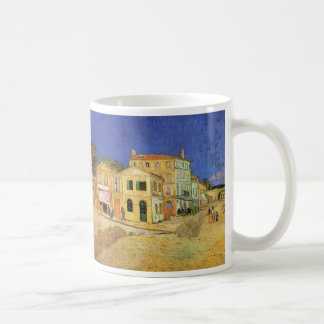 Haus Van Gogh Vincents in Arles, schöne Kunst Kaffeetasse