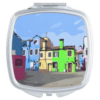 Haus von Venedig Taschenspiegel