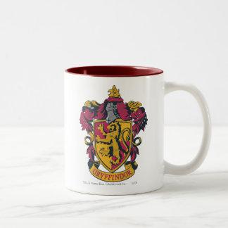 Haus-Wappen Harry Potter   Gryffindor Zweifarbige Tasse