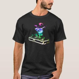 HAUSCAT (Regenbogen DJ-Katze) T-Shirt
