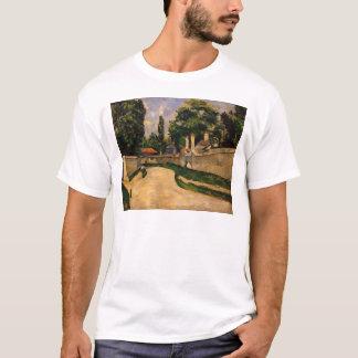 Häuser entlang einer Straße, c.1881 T-Shirt