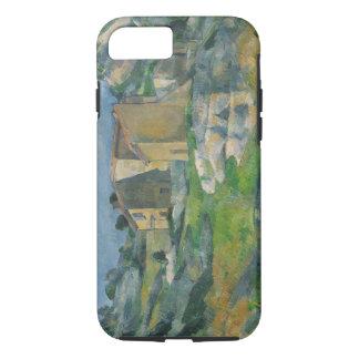 Häuser in der Provence: Das Riaux Tal iPhone 8/7 Hülle