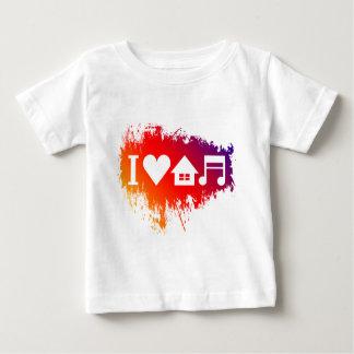 Hausmusik der Liebe I Baby T-shirt