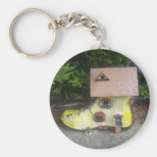 Hausschlüssel Schlüsselanhänger