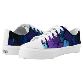 Hausschuhe Blue Niedrig-geschnittene Sneaker